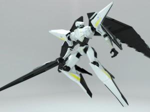 Robot MTDWhite Eagle002