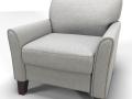 Uptown modern chair