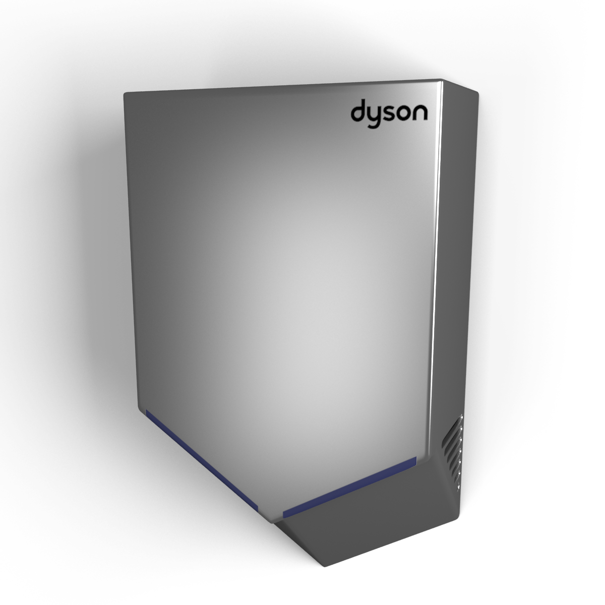 dyson airblade v 3d model - Dyson Airblade V