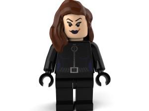 Catwoman Lego