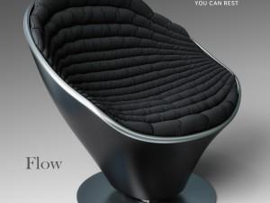 FLOW Armchair