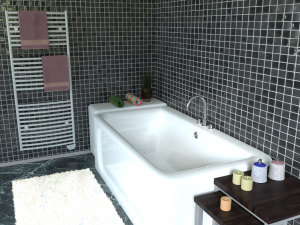 Bathroom 3D Modell