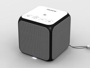 Sony SRS-X11 White Bluetooth Portable Speaker