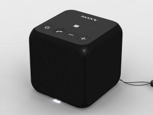 Sony SRS-X11 Black Bluetooth Portable Speaker