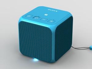 Sony SRS-X11 Blue Bluetooth Portable Speaker