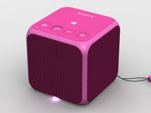 Sony SRS-X11 Pink Bluetooth Portable Speaker