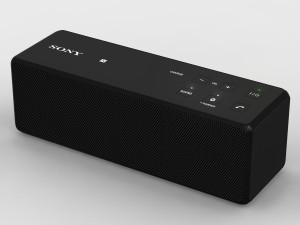 Sony SRS-X33 Black Bluetooth Portable Speaker