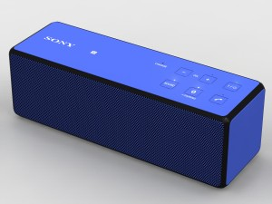 Sony SRS-X33 Blue Bluetooth Portable Speaker