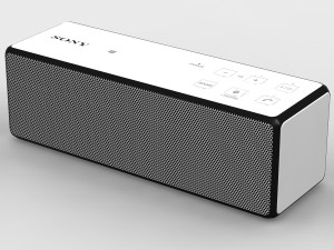 Sony SRS-X33 White Bluetooth Portable Speaker