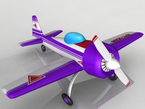 Toy plane SY-226