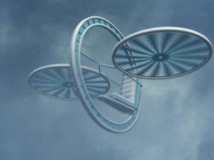 Future Flying Machine