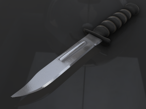 Knife Texture