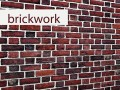 Bricks wall 3D
