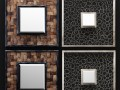 Colusa Barros Wall Mirror by Uttermost