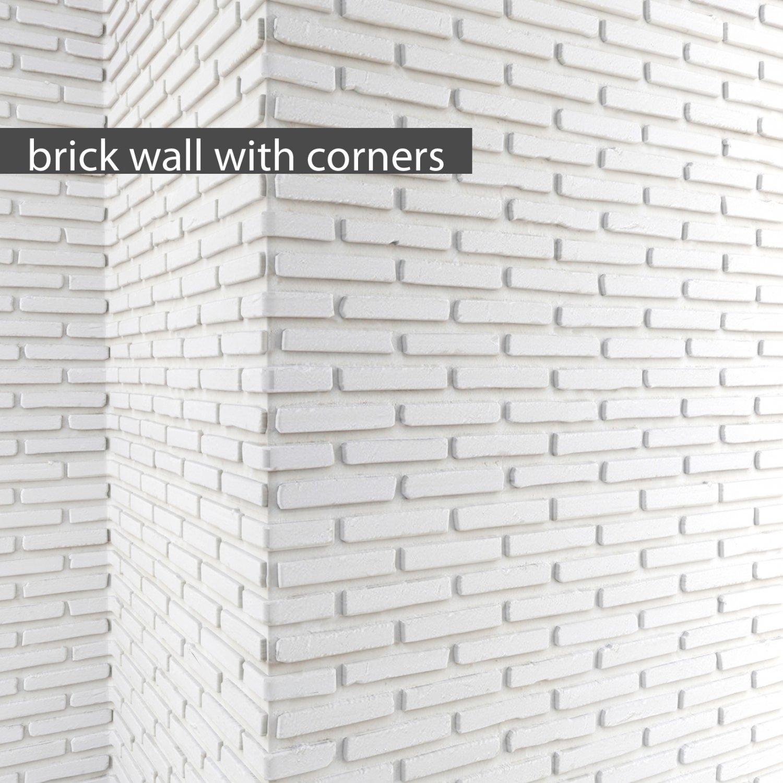 White Bricks 3d Model In Miscellaneous 3dexport