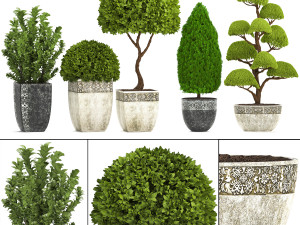 topiary 3D Models - Download 3D topiary Available formats