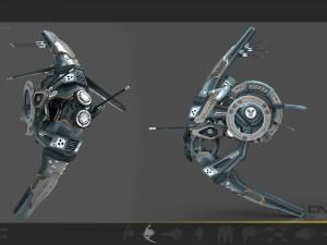 Cybertech V1 Drone