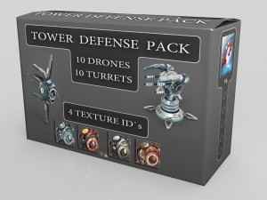 Tower Defense Pack