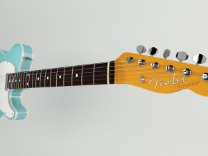 Fender 62 Telecaster Bound RW OT