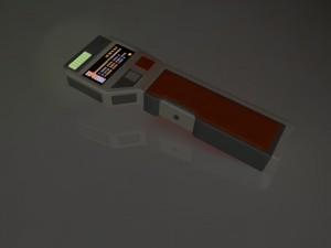 Star Trek Deep Space Nine ODN Scanner