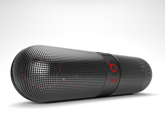 Beats audio pill 3D Model