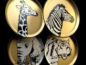 Plates by Jonathan Adler Animalia