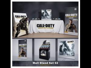 Mall Stand Set 02
