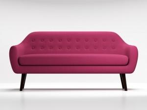Sofa Ritchie purple