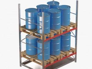 Many barrel