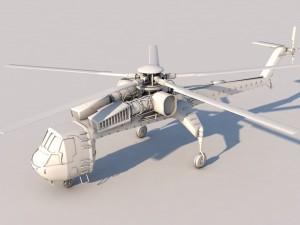 Sikorsky-CH54A