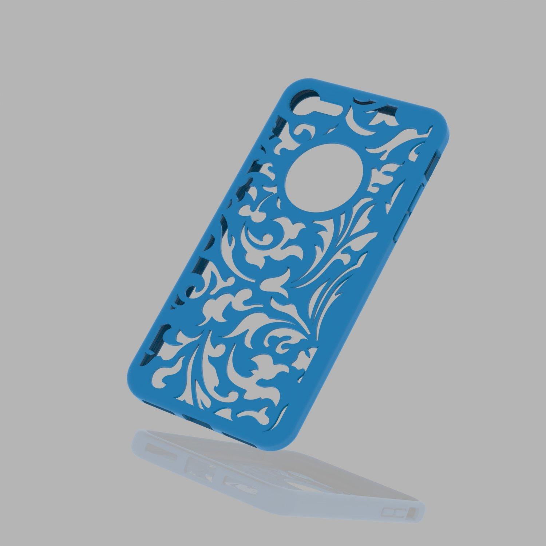 iphone 7 case 3d model c4d max obj fbx ma lwo 3ds 3dm stl 1999142 o
