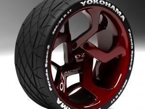 Exclusive design wheels