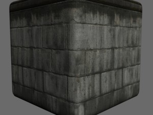 Dark Brick Tileable seemless Texture