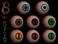 8 Eyeball Textures