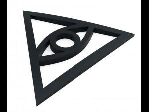 Illuminati sign