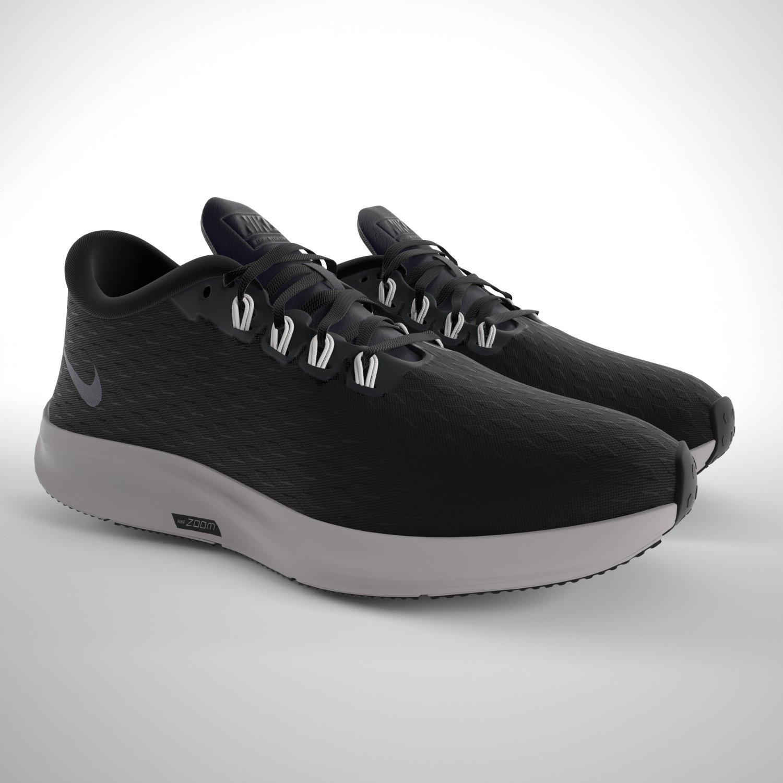 timeless design 77407 9f862 Nike Air Zoom Pegasus 35 3D Model