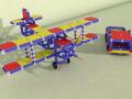 Toy Plane - Toy Truck