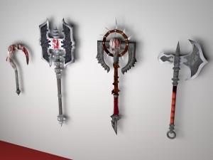 War axe group