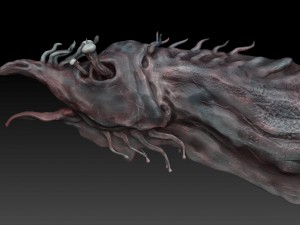 Aquatic Alien