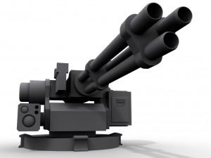 Minigun mk1