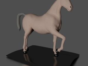 Horse a souvenir