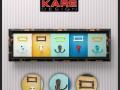 Hanger Kare Coat Rack Index 78232
