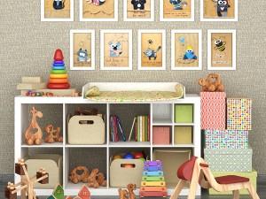 Decorative sets for children 2