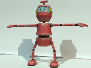 Nono robot