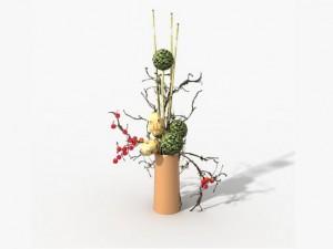 Flower Decoration WKS Style