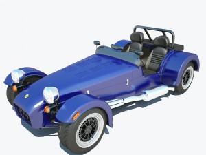 Caterham Super Seven 1953 Lotus