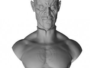Sinestro Printable
