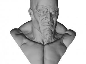 Kratos Printable