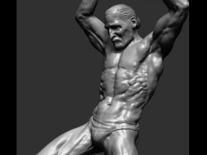Dynamic Figure Printable