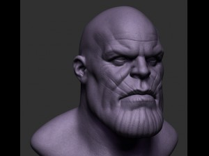 thanos 3D Models - Download 3D thanos Available formats: c4d, max